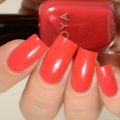 Zoya Party Girls Winter/Holiday Collection Solstice