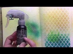 I receive so many questions about misting and stenciling so I thought I'd make a video showing you the things I do to make using these tools easier. My Blog:...