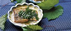 Restemad: stegt fisk i lage (Camilla Plum)