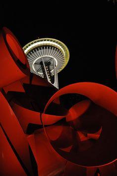 Seattle - Photo by Wayne Buck