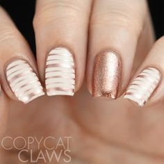 Copycat Claws: 26 Great Nail Art Ideas - Work Appropriate Nail Art