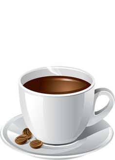 Espresso Coffee Cup PNG Picture