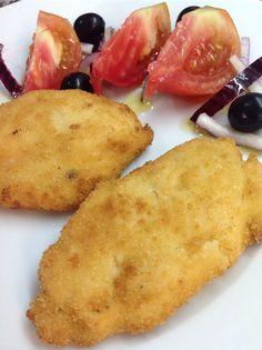 Una forma diferente y sabrosa de comer pechugas empanadas