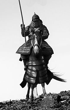 "Extremely heavy lamellar armor of a Jin Dynasty (1115–1234) ""Iron Pagoda horseman"" Some historians have referred to these heavy cavalry as cataphracts or clibanarii, in reference to their near identical appearance to heavy Persian cavalry from the 4-7th centuries.  http://dragonsarmory.blogspot.com/2017/02/medieval-chinese-cataphracts-1-iron.html"