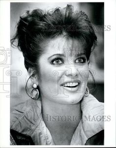 1987 Press Photo Miss USA Michelle Royer of Texas