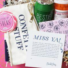 Miss ya, the perfect best friend gift!