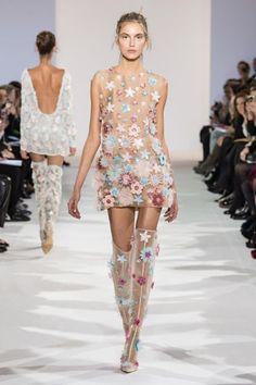 Celia Kritharioti Spring/Summer 2018 Couture   British Vogue