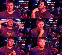 Andy: The band has had a few different names over the years. When we started, we were Teddy Bear Suicide but then we changed it to Mouse Rat. Then we were God Hates Figs, Two Doors Down, Department of Homeland Obscurity. Then we were Three Skin, Just The Tip, Flames for Flames, Muscle Confusion, Nothing Rhymes with Orange, Everything Rhymes with Orange, Andy Dwyer Experience, A.D. and the D-Bags, The Andy Andy Andy's, Rad Wagon, Five Skin, Four Skin, Nothing Rhymes with Blorange, Death of a…