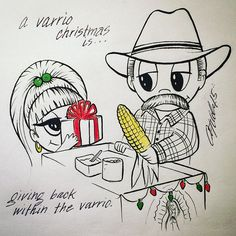 Varrio Christmas  TildenArt