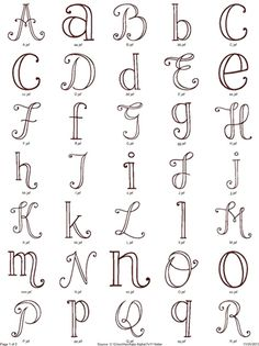Stately Embroidery Font HTD Have
