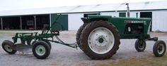 770 Oliver/2 bottom plow