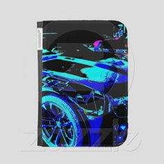 Amazon Caseable Kindle Folio of a Camaro ZL1 in Showroom with a 1970 Orange Corvette from Zazzle.com...100% money back guarantee....available nowhere else