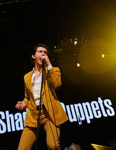The Last Shadow Puppets live @ Coachella 2016