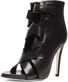 DVF BOOTIE. How cool to see your own shoe on Pinterest!!