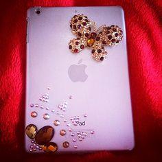 iPad mini handmade case by @ninas_icreations