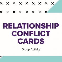 conflict adolescent dating relationships inventory