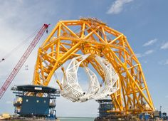 America's heaviest-lifting ship, the VB 10,000. Made in the USA.