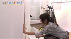 有村架純、ペンキ塗りで失恋払拭 大王製紙TV-CMメイキング ▼18Apr2014オリコン|【動画】有村架純、ペンキ塗りで失恋払拭 http://www.oricon.co.jp/news/video/2036508/full/ #Kasumi_Arimura #Arimura_Kasumi