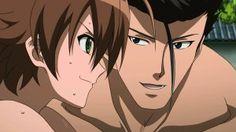 Akame ga Kill! episode 04... Tatsumi