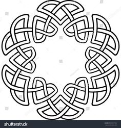 Pattern for Scandinavian or Celtic ornament. Celtic Knot Tattoo, Celtic Tattoos, Indian Tattoos, Friendship Symbol Tattoos, Friendship Symbols, Viking Symbols, Mayan Symbols, Egyptian Symbols, Viking Runes