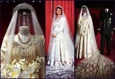 A rainha Elizabeth vestido de noiva fotos