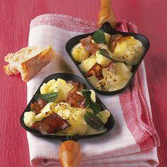 Blumenkohl mit Bacon und Zitronen-Béchamel Rezept | Küchengötter