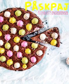 Easter pie on only 5 ingredients – Pastry, cakes, cookies Easter Pie, Happy Easter, Easter 2018, Banana Cream, Fika, Cake Ingredients, Cake Cookies, Good Food, Food And Drink