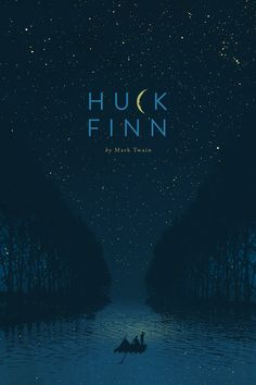 b o o k s Huck Finn Book cover design. Best Book Covers, Beautiful Book Covers, Book Cover Art, Book Art, Design Poster, Book Design, Plakat Design, Culture Pop, Cool Books
