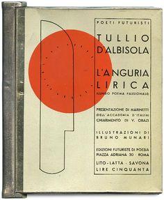 Tullio d'Albisola, L'anguria lirica