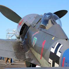 Focke Wulf FW 190 Wings Over Illawarra 2018 www.destinationsjourney.com #FockeWulfFW190 #FockeWulf190 #FW190 #German #Luftwaffe #WorldWar2 #Aeroplane #Aircraft #Airplane #Warbird #Airshow #Fighter #WingsOverIllawarra2018 #WingsOverIllawarra