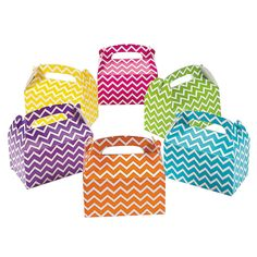 Chevron Treat Boxes -- Read more reviews of the product by visiting the link on the image.