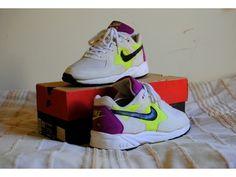 Nike Air Icarus (1992) Nike Icarus, Vintage Sneakers, Baskets, Nike Air, Sneakers Nike, Times, Black, Shopping, Heels