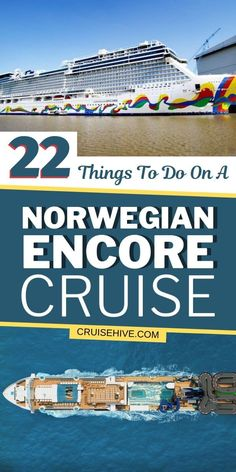 All the things to do on the Norwegian Encore cruise ship which is a breakaway-plus class vessel from NCL. #cruise #cruises #cruisetravel #cruisetips #cruiseship #norwegiancruise