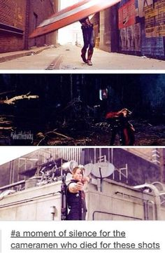 A moment of silence for the cameraman who died for these shots.