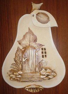Pottery, Creative, Ceramics, Clay, Zentangle, Decoupage, Art