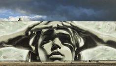 Street Art by El Mac - Toronto, Canada - August, 2014