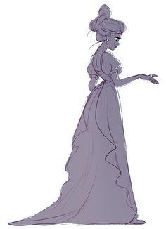 sketchbloop . Character Sketch / Drawing Illustration Inspiration::