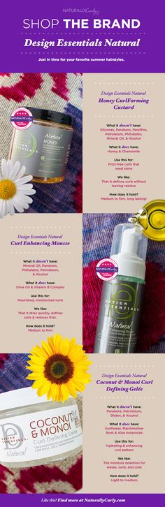 Revive and refresh your curls all summer long!