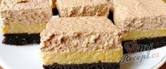 Fantastický koláček jablíčka v oblacích   NejRecept.cz 20 Min, Graham Crackers, Coca Cola, Tiramisu, Cheesecake, Food And Drink, Treats, Ethnic Recipes, Sweet