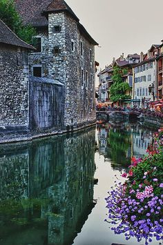 9 Charming Towns In France! Renting a car and driving around the countryside can sometimes be the best way to explore a country.