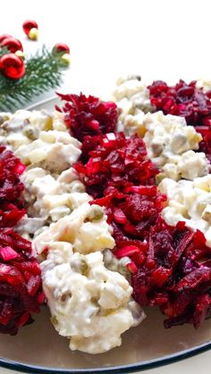 Appetizer Salads, Appetizers, Pasta Salad, Risotto, Recipies, Food And Drink, Dishes, Ethnic Recipes, Christmas