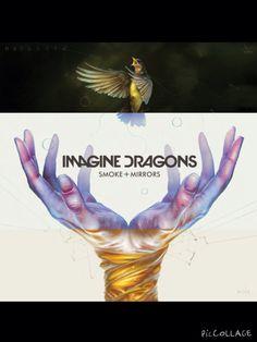 Imagine dragons on pinterest imagine dragons smoke and album covers