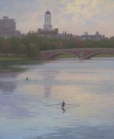New Paintings Click On An Image To Enlarge Sam Vokey Painting Landscape Image