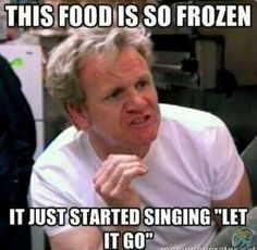 Frozen Gordon