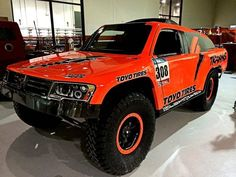 New Gordini Dakar 2015 Robby Gordon