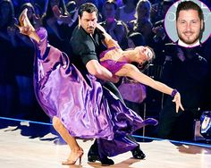 Is max on dancing with the stars dating meryl