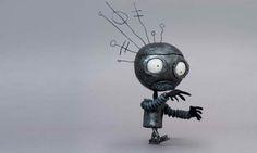 Tim Burton Art :)