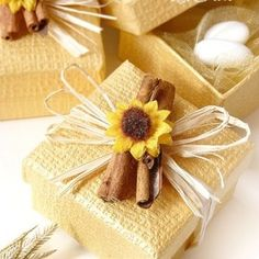 Sunflower Wedding Ideas and Wedding Invitations - Deer Pearl Flowers Wedding Cake Boxes, Wedding Cards, Diy Wedding, Rustic Wedding, Wedding Gifts, Wedding Ideas, Fun Wedding Invitations, Diy Invitations, Wedding Favours