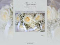 Wedding website design, currently coded and for sale; click the picture for further information!  Szeretnél ruhakölcsönzőt nyitni? Netán már van egy, de honlapod nem termel elég bevételt? Akkor ezt a vázlatot pont neked hoztuk létre! Katt a képre és tekintsd meg ajánlatunkat! All Design, Graphic Design, Sketches, Bridge, Drawings, Doodles, Sketch, Visual Communication, Tekenen