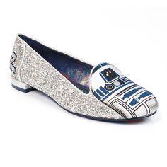 Garotas NerdsColeção de sapatos inspirada em Star Wars - Garotas Nerds